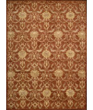 RugStudio presents Nourison Charleston CH-04 Rust Hand-Tufted, Better Quality Area Rug
