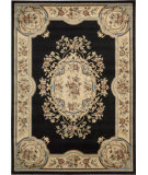RugStudio presents Nourison Chateau Cht01 Black Machine Woven, Good Quality Area Rug