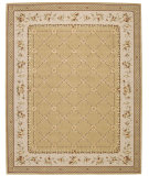 RugStudio presents Nourison Grand Chalet CL-03 Gold Machine Woven, Best Quality Area Rug
