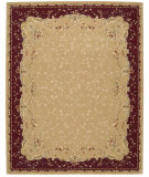 RugStudio presents Nourison Grand Chalet CL-04 Gold Machine Woven, Best Quality Area Rug