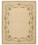 RugStudio presents Nourison Grand Chalet CL-04 Ivory Machine Woven, Best Quality Area Rug