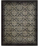 RugStudio presents Nourison Chambord CM-15 Black Machine Woven, Better Quality Area Rug