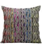 RugStudio presents Kathy Ireland Pillows Cm337 Multicolor