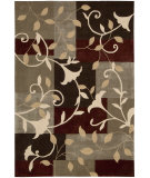 RugStudio presents Nourison Contour CON-01 Mocha Hand-Tufted, Better Quality Area Rug