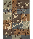RugStudio presents Nourison Contour CON-01 Multi Hand-Tufted, Better Quality Area Rug