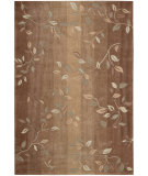 RugStudio presents Nourison Contour CON-03 Cinnamon Hand-Tufted, Better Quality Area Rug