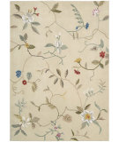 RugStudio presents Nourison Contour CON-12 Cream Hand-Tufted, Better Quality Area Rug