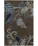 RugStudio presents Nourison Contour CON-13 Grey Hand-Tufted, Better Quality Area Rug