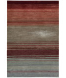 RugStudio presents Rugstudio Sample Sale 71842R Flame Hand-Tufted, Better Quality Area Rug