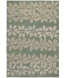 RugStudio presents Nourison Contour CON-16 Sage Hand-Tufted, Better Quality Area Rug