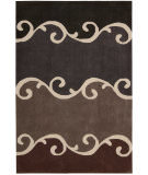 RugStudio presents Nourison Contour CON-17 Mocha Hand-Tufted, Better Quality Area Rug