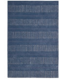RugStudio presents Nourison Contour CON-22 Denim Hand-Tufted, Better Quality Area Rug