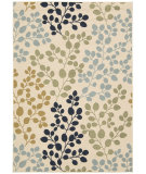 RugStudio presents Nourison Carribean Crb01 Ivory Machine Woven, Good Quality Area Rug