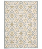 RugStudio presents Nourison Carribean Crb02 Ivory Rust Machine Woven, Good Quality Area Rug