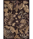 RugStudio presents Nourison Radiance CT03 Plum Hand-Tufted, Good Quality Area Rug