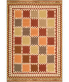 RugStudio presents Nourison Dakota DA-01 Brick Flat-Woven Area Rug