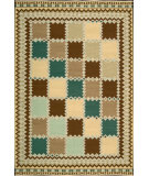 RugStudio presents Nourison Dakota DA-01 Sage Flat-Woven Area Rug