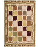 RugStudio presents Nourison Dakota DA-01 Multi Flat-Woven Area Rug