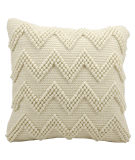 RugStudio presents Nourison Pillows Life Styles Dc173 Ivory