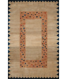 RugStudio presents Nourison Desert Dawn DE-02 Sand Hand-Tufted, Best Quality Area Rug