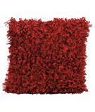 RugStudio presents Nourison Pillows Shag Dl653 Red
