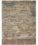 RugStudio presents Nourison Dune Dun01 Mist Hand-Knotted, Good Quality Area Rug