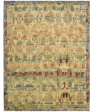 RugStudio presents Nourison Dune Dun02 Gabbeh Hand-Knotted, Good Quality Area Rug
