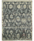 RugStudio presents Nourison Dune Dun02 Mineral Hand-Knotted, Good Quality Area Rug