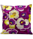 RugStudio presents Kathy Ireland Pillows E1421 Multicolor
