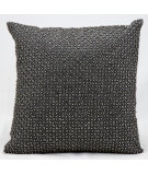 RugStudio presents Kathy Ireland Pillows E2919 Charcoal