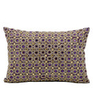 RugStudio presents Kathy Ireland Pillows E4152 Purple