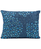 RugStudio presents Nourison Pillows Luminescence E5000 Turquoise