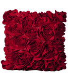 RugStudio presents Nourison Pillows Felt E5261 Red