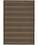 RugStudio presents Nourison Eclipse Ecl01 Chocolate Machine Woven, Good Quality Area Rug