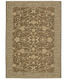 RugStudio presents Nourison Eclipse Ecl03 Brown Machine Woven, Good Quality Area Rug