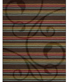 RugStudio presents Nourison Elements ELE-01 Espresso Machine Woven, Good Quality Area Rug