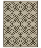 RugStudio presents Nourison Enhance En002 Latte Machine Woven, Good Quality Area Rug