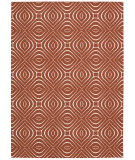 RugStudio presents Nourison Enhance En004 Paprika Machine Woven, Good Quality Area Rug