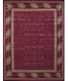 RugStudio presents Nourison Esplanade ES-02 Burgundy Area Rug
