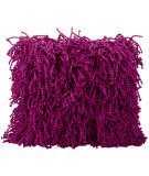 RugStudio presents Nourison Pillows Shag Fe105 Fuschia