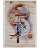 RugStudio presents Nourison Guggenheim Masters G-238 Beige Hand-Knotted, Best Quality Area Rug