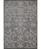 RugStudio presents Nourison Graphic Illusions GIL-05 Grey Machine Woven, Good Quality Area Rug