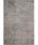 RugStudio presents Nourison Graphic Illusions GIL-09 Grey Machine Woven, Good Quality Area Rug