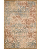 RugStudio presents Nourison Graphic Illusions GIL-09 Light Gold Machine Woven, Good Quality Area Rug