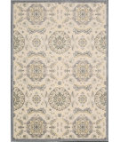 RugStudio presents Nourison Graphic Illusions GIL-12 Ivory Machine Woven, Good Quality Area Rug