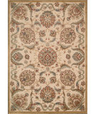 RugStudio presents Nourison Graphic Illusions GIL-17 Beige Machine Woven, Good Quality Area Rug