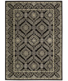 RugStudio presents Nourison Graphic Illusions Gil24 Black Machine Woven, Good Quality Area Rug