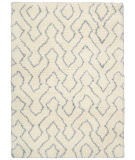 RugStudio presents Nourison Galway Glw03 Ivory Blue Area Rug