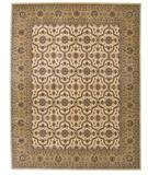 RugStudio presents Rugstudio Famous Maker 38504 Ivory Machine Woven, Good Quality Area Rug
