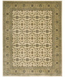 RugStudio presents Rugstudio Sample Sale 23077R Ivory Machine Woven, Better Quality Area Rug